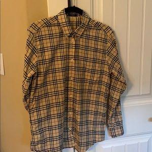 Burberry Women's Button Shirt